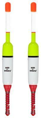 Rod-N-Bobb's Revolution X Day or Night Pencil Float Bobber - 2 pack