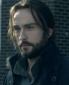 Tom Mison..yum.  Although making Ichabod Crane, Dork Extraordinaire, into a hottie?  Still undecided about that.