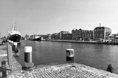 Harbour, Maassluis