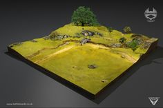 wargaming+terrain+boards | For more info on custom made Battleboards – See more…