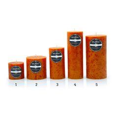 "Elume - Orange Bliss 3"" x 6"" (#3)"