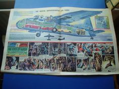 EAGLE-CUTAWAY-DRAWING-15-11-1957-THE-BRISTOL-SUPERFREIGHTER-CAR-FERRY-AIRCRAFT