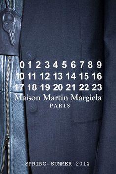 Maison Martin Margiela Spring-Summer 2014 Menswear