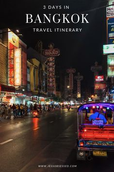 Three Days in Bangkok, Thailand / Bangkok Travel Itinerary — Jess Obsessed Bangkok Itinerary, Bangkok Travel, Thailand Travel, Croatia Travel, Nightlife Travel, Hawaii Travel, Italy Travel, 3 Days In Bangkok, Bangkok Thailand