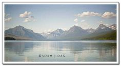 Adam Dax Photography Glacier National Park, Montana
