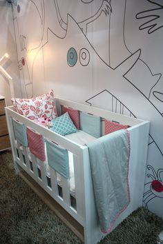 Whimsical Simplicity #nursery