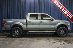 Joydrive : 2013 Ford F150 SuperCrew Cab Lariat Pickup 4D 5 1/2 ft - Buy this 100% Online @ Joydrive.com