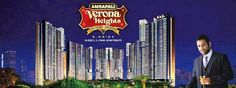 "Amrapali Group brings to you a new housing Project ""Amrapali Verona Heights"" situated at Noida Extension. Amrapali Verona Heights offers 2, 3 & 4 Bedroom Apartment ranging in the size from 975 - 2135 Sq ft. It is a reasonable luxury apartment to fulfil the need of our valued customers and increase over an area of over 100 acres in Noida Extension."