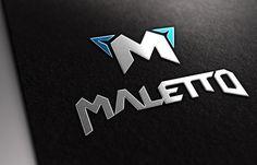 https://flic.kr/p/x12kUJ   maletto   Logo design created by malbardesign - Petr Barák for Logodesigner.uk customer DJ MALETTO.