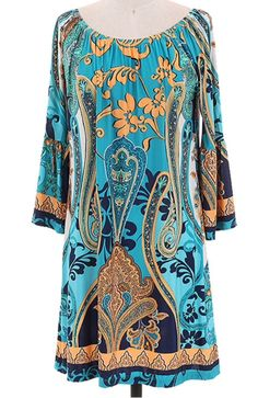 Wear this bell-sleeve beauty with sandals this spring, or tomorrow with skinny…