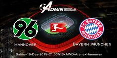 Prediksi Bola Hannover vs Bayern Munchen 19 Desember 2015