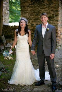 HIghtower Falls Georgia Wedding, Unique Georgia Wedding Venues