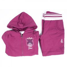 Fuxia 8 Years Geox Girls Tracksuit K2400C T0809 F8039