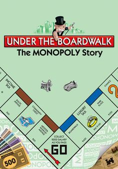 Where is Under the Boardwalk: The Monopoly Story streaming? Find out where to watch on Netflix, Prime, Hulu & others Hd Movies, Movies Online, Movie Tv, Films, Story Dice, Who Plays It, Competition Games, Monopoly Board, Reality Bites