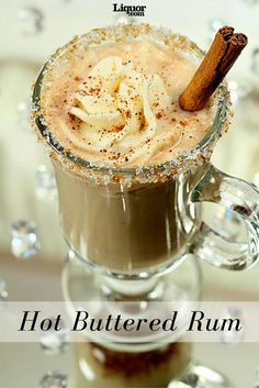 Learn how to make Hot Buttered Rum Batter to pull of this beautiful cocktail or bottle it and give it away as a gift! Perfect for the #holiday season as a boozy treat.