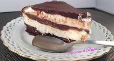 Cheesecake semifreddo al Kinder Pinguì