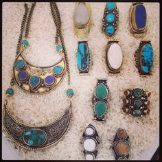accessories, boho, boho style, fashion