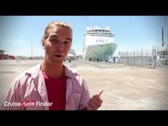 ▶ P&O Pacific Pearl - Cruise Tips with Dan - #1 Sail Away - YouTube ** lots of great clips in this series of a dozen or more on P&O alone. Also clips on assorted other ships and lines.