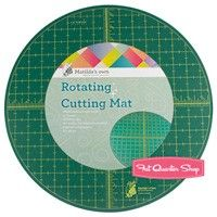 We LOVE this cutting mat! Rotating mats make all of the difference for cutting small pieces.