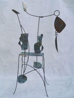 Sculpture by William Black.
