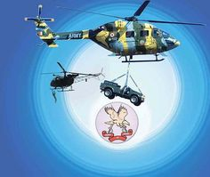 Indian Army Aviation Corps: Today and Tomorrow