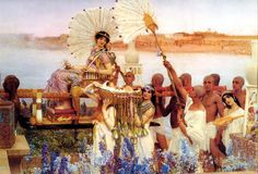 The Finding of Moses (1904). Lawrence Alma-Tadema