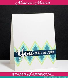 Click here to view the coordinating stamp set.  **This productwas originally released inthe Stamp of Approval Beautiful WorldCollection.