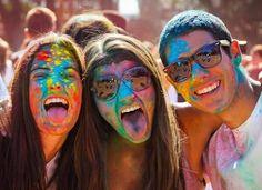 Tirando Pegao: Holi Sun Festival of Colors llega a Santo Domingo