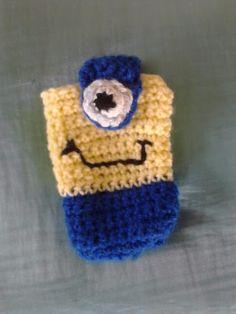 Minion Phone Case I made :)