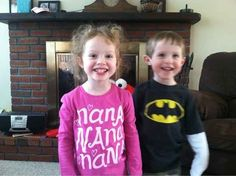 They'll insist on choosing the kids' outfits for the day. | 24 Reasons Kids Should Never Be Left Alone With Their Dads
