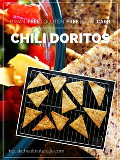 Chili Doritos grain-free | gluten-free | low-carb - holistichealthnaturally.com