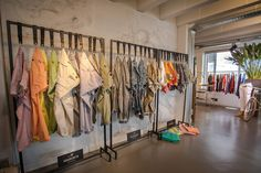 "D-LUX CONCEPT (Luxury Casual Fashion Agency), Antwerp,Belgium, ""Clothing by Mason's (Forte Dei Marmi)"", pinned by Ton van der Veer"