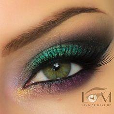 Kolorowy makijaż oczu - jak go zrobić modnie i z wyczuciem? Zobacz 20 najlepszych inspiracji - Strona 8