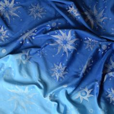 luxorious shiny triblend babywrap Sestrice Slncia