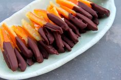 Krebsen und Aluette: Orangette