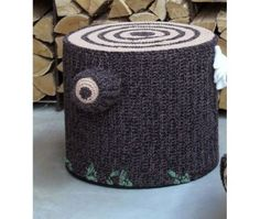Bosque  seating in crocheted cotton - again WAY to expensive!! but love the tree look
