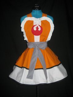 Bake in Style With These Nerd-Themed Aprons | The Mary Sue