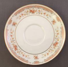 "Sone Fine Porcelain China Saucer 5 7 8"" | eBay"