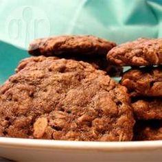 Cocoa Oat Biscuits @ allrecipes.com.au