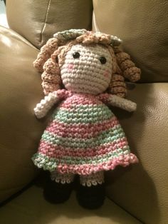 Baby doll by HandcraftedbyJenn on Etsy