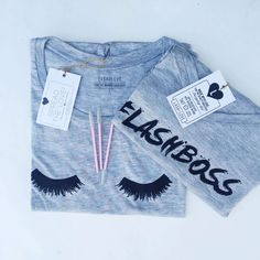Lash+Love Apparel | A women's apparel line for the beauty obsessed and everyday girls