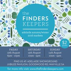 The Finders Keepers | Spread The Word