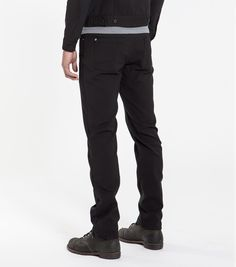 Outlier, Slim Dungarees (Grey Shadow)