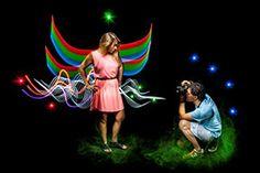 Todos los Secretos para Hacer un Photocall Diferente Con Lightpainting