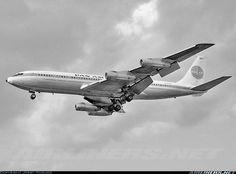 Pan Am, Boeing 707
