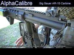 Sig Sauer 516 - AR-15 / M4. 5.56X45mm NATO Carabina - YouTube Find our speedloader now!  http://www.amazon.com/shops/raeind