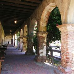Old California Mission