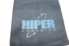 Ejemplos de algunas toallas de microfibra serigrafiadas por nosotros mismos Reusable Tote Bags