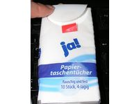 Ja! Papiertaschentücher 4-lagig #Ciao