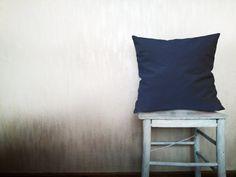 Navy blue pillows outdoor pillows decorative by HomeLivingIdeas, $21.80